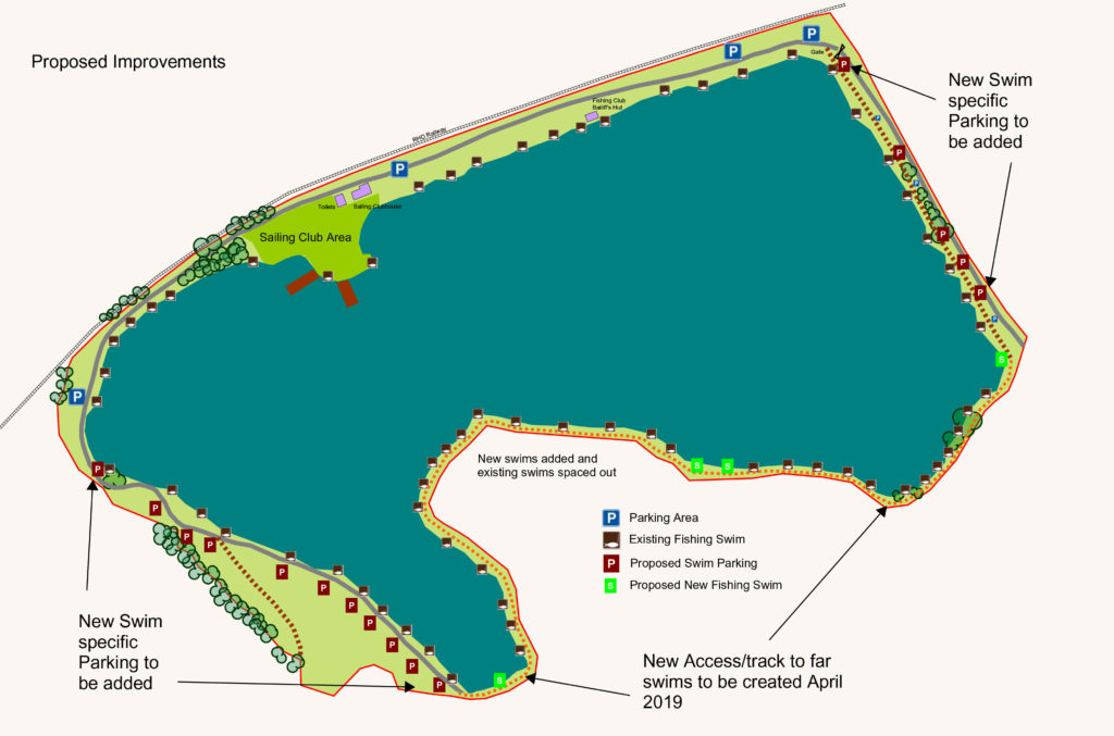 Proposed Improvements to Martello Lakes