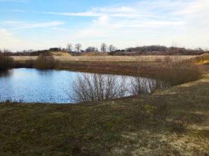 Lenham fishing lake